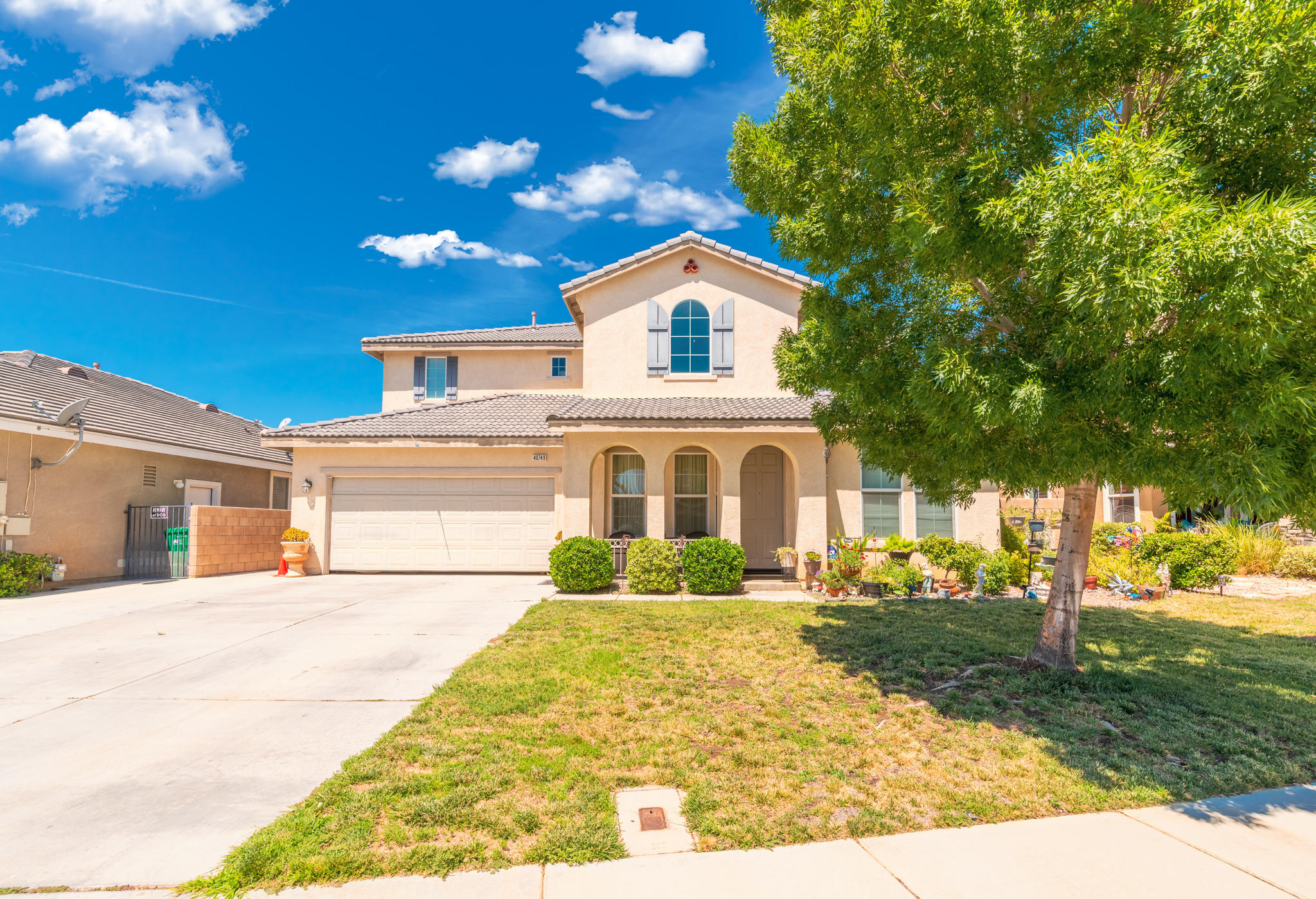 40749 Knollwood Court, Palmdale CA, 93551